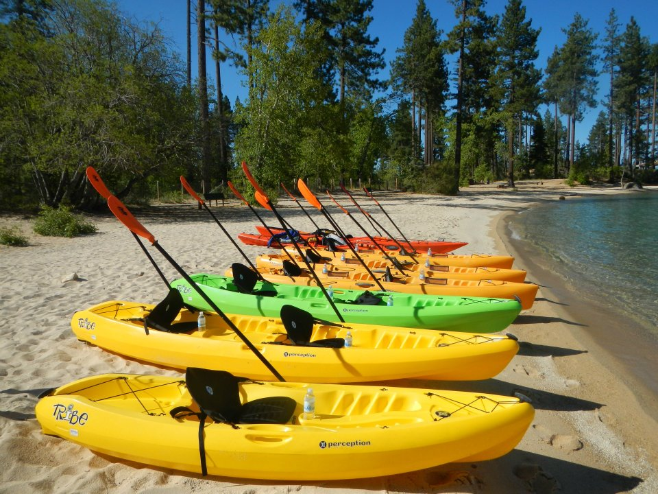 SUP and Kayak Rentals