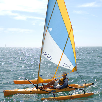 hobie cat rentals and lessons