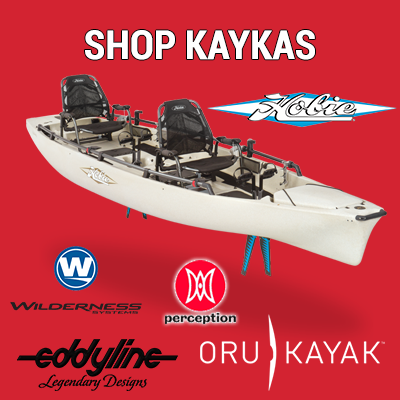 Kayak Retail Sales