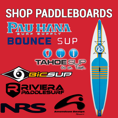 Paddleboard Retail Sales