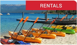 Tahoe City Kayak & SUP Rentals