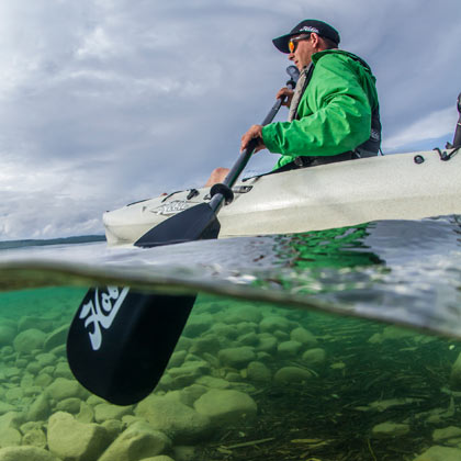 Historic Kayak Tour West Shore Tahoe