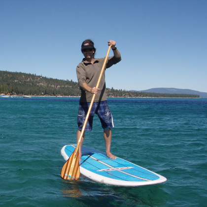 SUP Lessons Lake Tahoe