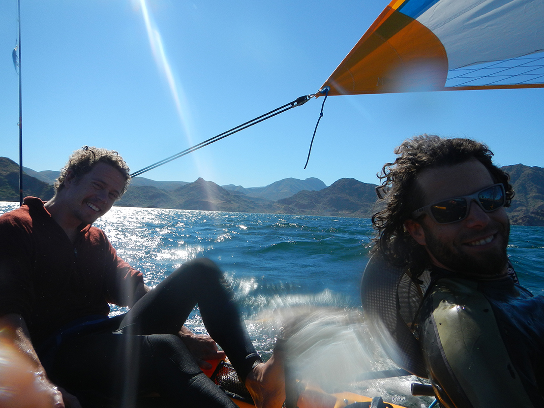 b66028574b I think the Tandem Hobie Island (with trampolines) might be the ultimate  Baja vessel for general adventuring and fishing. It s extremely stable