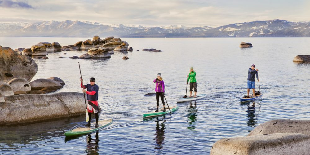 A QUICK GUIDE TO STAYING ON THE WATER YEAR ROUND.