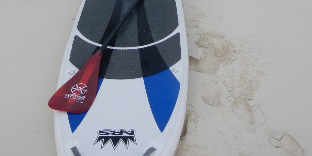 Oh The Places You'll Go…With an Inflatable SUP!
